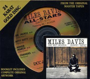 Miles Davis and Milt Jackson - Quintet/Sextet (1955) [DCC, GZS-1113]
