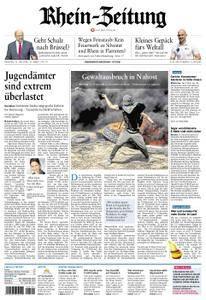 Rhein-Zeitung - 15. Mai 2018