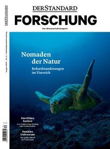 Forschung – August 2019