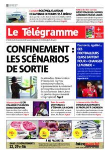 Le Télégramme Brest – 19 novembre 2020