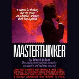 «Masterthinker» by Dr. Edward de Bono