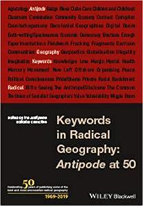 Keywords in Radical Geography: Antipode at 50