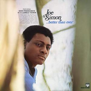 Joe Simon - Joe Simon...Better Than Ever (1969/2019) [Official Digital Download 24/96]