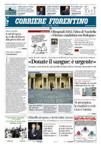 Corriere Fiorentino La Toscana – 10 settembre 2019