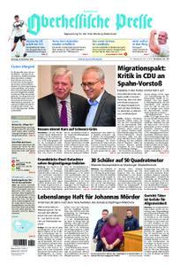 Oberhessische Presse Hinterland - 20. November 2018