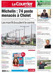 Le Courrier de l'Ouest Cholet – 10 janvier 2020