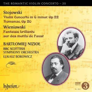 Bartlomiej Niziol - Stojowski & Wieniawski: The Romantic Violin Concerto - 20 (2016) [TR24][OF]