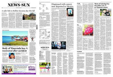 Lake County News-Sun – April 22, 2019