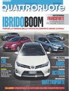 Quattroruote Italia N.696 - Settembre 2013