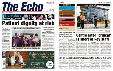 Evening Echo – August 26, 2021