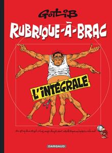 Rubrique-à-Brac - Intégrale (Gotlib) (ed 2018)