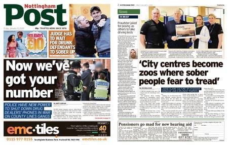 Nottingham Post – January 10, 2020