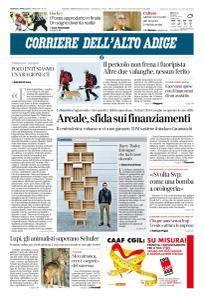 Corriere dell'Alto Adige - 3 Aprile 2018