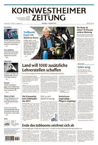 Kornwestheimer Zeitung - 01. Oktober 2019