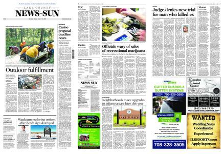 Lake County News-Sun – July 27, 2019