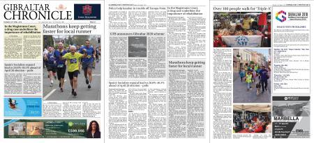 Gibraltar Chronicle – 23 April 2019