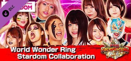 Fire Pro Wrestling World - World Wonder Ring Stardom Collaboration (2019)