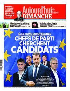 Aujourd'hui en France – 12 août 2018