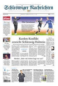 Schleswiger Nachrichten - 13. März 2018