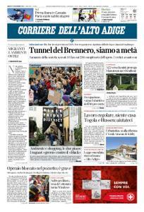 Corriere dell'Alto Adige – 30 novembre 2019
