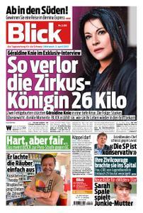 Blick – 03. April 2019