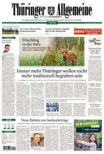 Thüringer Allgemeine Apolda - 04. April 2018