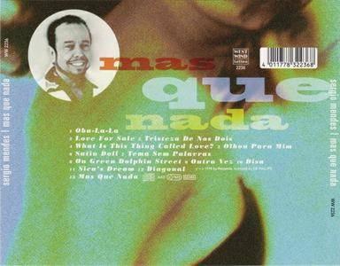 Sergio Mendes - Mas Que Nada (1961/1988) {West Wind}