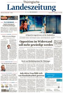 Thüringische Landeszeitung – 02. Oktober 2019