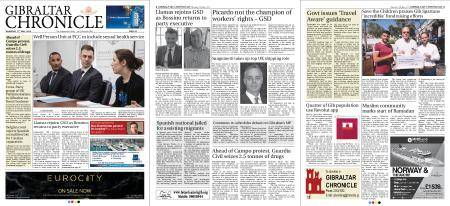 Gibraltar Chronicle – 17 May 2018