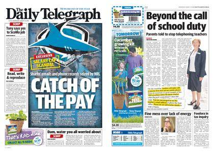 The Daily Telegraph (Sydney) – August 29, 2018