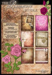 Vintage Romance Backgrounds