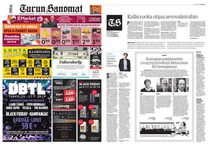 Turun Sanomat – 22.11.2018