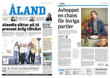 Ålandstidningen – 08 oktober 2018
