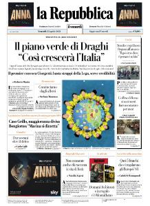 la Repubblica - 23 Aprile 2021
