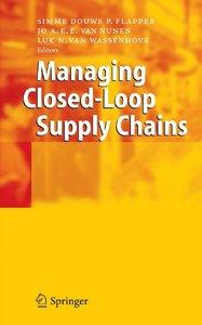 Managing Closed-Loop Supply Chains (repost)