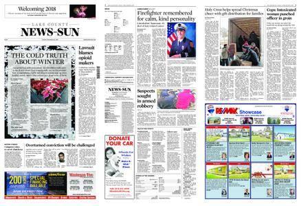 Lake County News-Sun – December 22, 2017