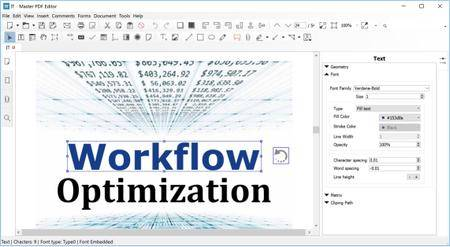 Master PDF Editor 5.4.30 Multilingual