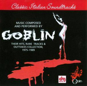 Goblin - Their Hits, Rare Tracks & Outtakes Collection 1975-1989 (1995)