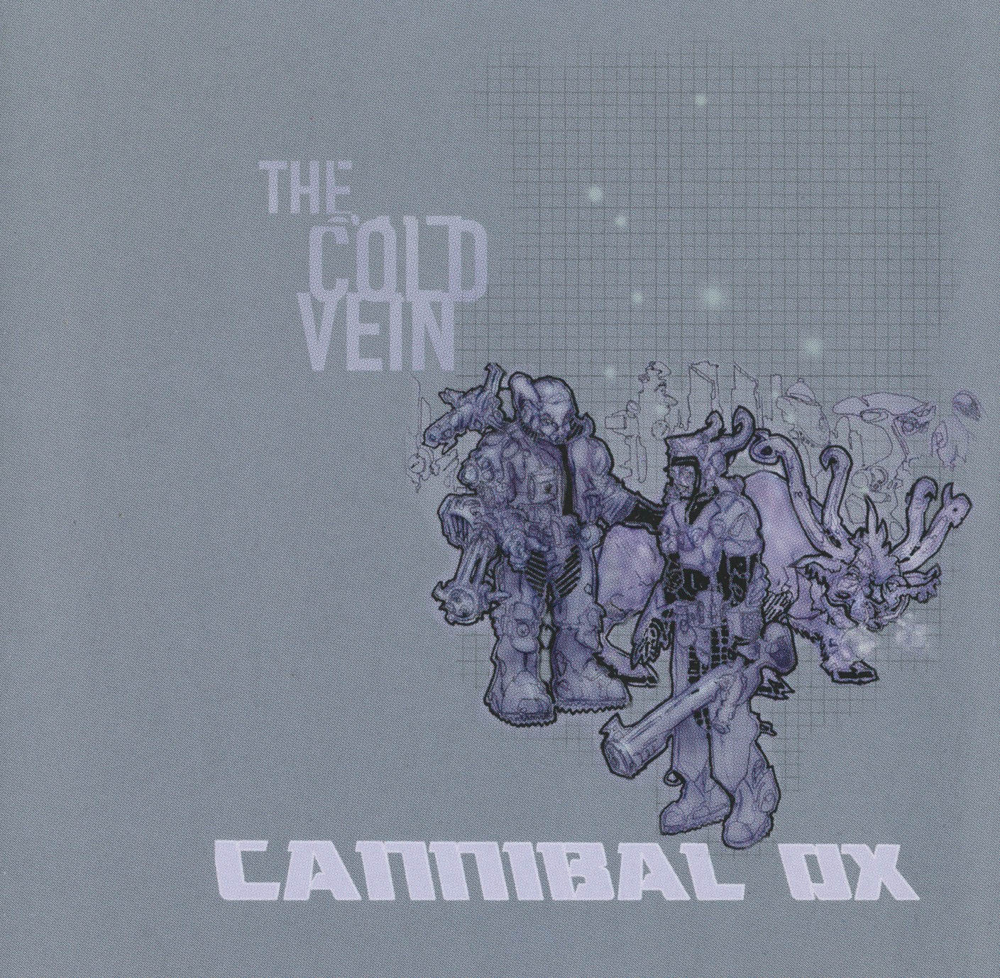 Cannibal Ox - The Cold Vein (2001)