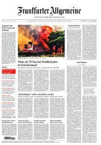 Frankfurter Allgemeine Zeitung F.A.Z. - 25. Juli 2018