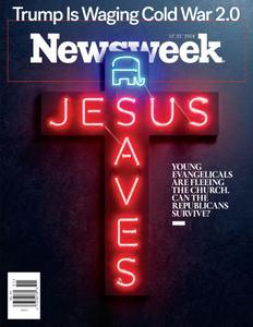 Newsweek USA - December 21, 2018