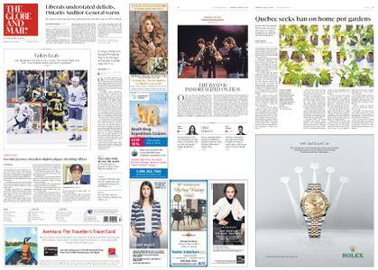 The Globe and Mail – April 26, 2018