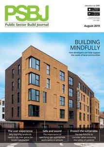 PSBJ Public Sector Building Journal - August 2019