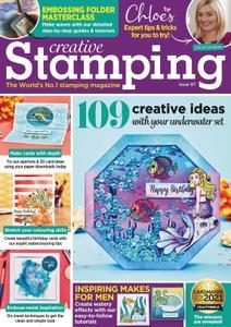 Creative Stamping – June 2021