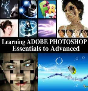 6 Amazing DVDs for Learning Adobe Photoshop from Essential to Advance Level