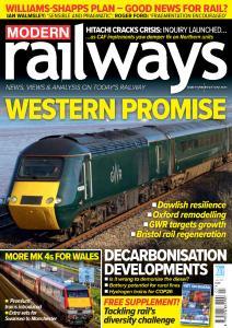 Modern Railways - July 2021