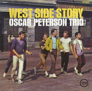 Oscar Peterson Trio - West Side Story (1962) [Analogue Productions 2011] PS3 ISO + Hi-Res FLAC