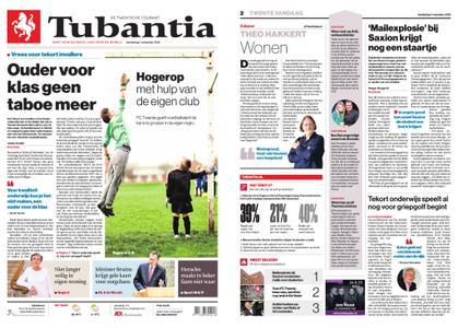 Tubantia - Enschede – 01 november 2018