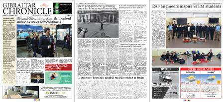 Gibraltar Chronicle – 23 November 2018