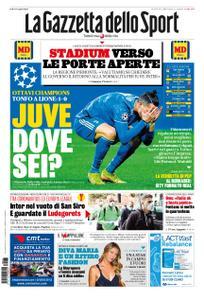 La Gazzetta dello Sport Sicilia – 27 febbraio 2020